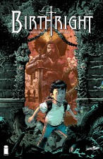 Birthright #1 by Joshua Williamson and Andrei Bressan