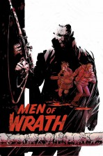 Men of Wrath #1 by Jason Aaron & Ron Garney