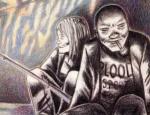 Way Out Strips by Carol Swain (Tragedy Strikes Press)