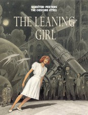 The Leaning Girl by Shcuiten and Peeters