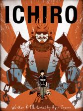 Ichiro by Ryan Inzama (Houghton Mifflin)