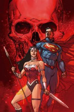 Superman Wonder Woman #13 cover