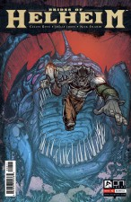 Brides of Helheim by Cullen Bunn and Joelle Jones (Oni Press)