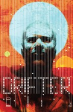 Drifter #1 by Ivan Brandon and Nick Klein (Image Comics; design by Tom Muller)