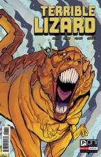 Terrible Lizard by Cullen Bunn and Drew Moss (Oni Press)