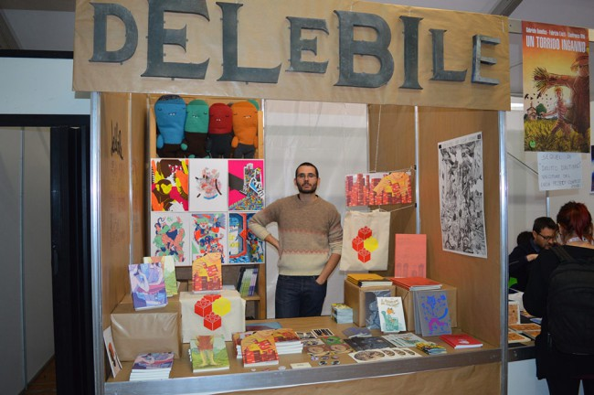 Lucca Comics and Games 2014: Delebile