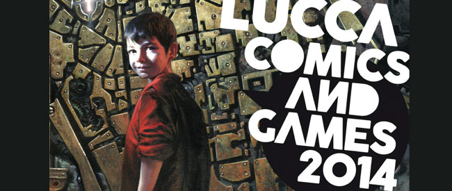 Lucca Comics and Games 2014