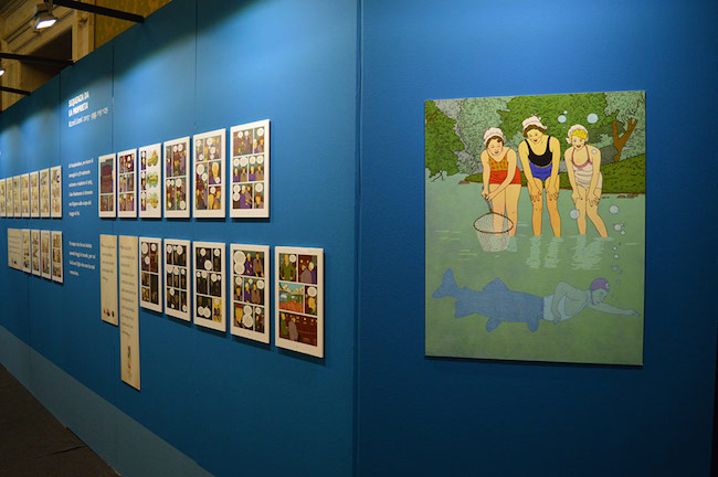 Lucca Comics and Games 2014: Rutu Modan