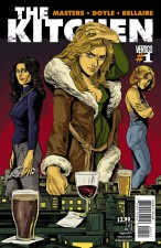 The Kitchen #1 by Ollie Masters & Ming Doyle (Vertigo Comics)