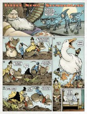 Little Nemo: Dream Another Dream (Locust Moon Comics)