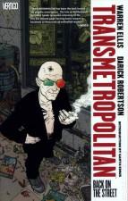 Transmetropolitan (Vertigo Comics)