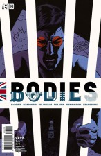 Bodies by Si Spencer et al (Vertigo Comics; cover by Francesco Francavilla)