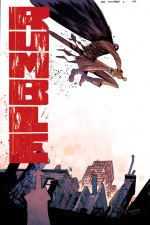 Rumble by John Arcudi and James Harren (Image Comics)