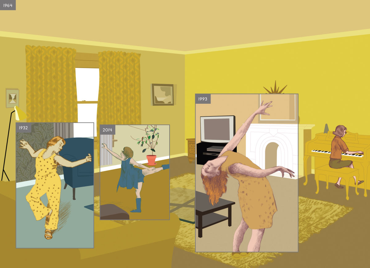 Richard McGuire, Here (Burası)