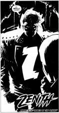 Zenith: Phase II by Grant Morrison and Steve Yeowell (Rebellion)