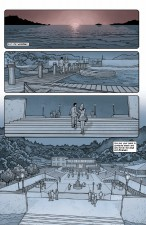 Dying and the Dead (Jonathan Hickman and Ryan Bodenheim (Image Comics)