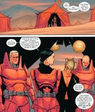 East of West (Jonathan Hickman & Nick Dragotta; Image Comics)