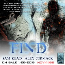 Find by Sam Read and Alex Cormack (ComixTribe)
