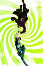 Grayson #6 cover