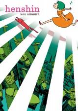 Henshin by Ken Niimura (Image Comics)