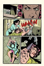 Lady Killer by Joelle Jones and Jamie S Rich (Dark Horse Comics)