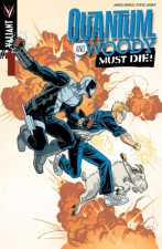 Q and W Must Die #1 cover
