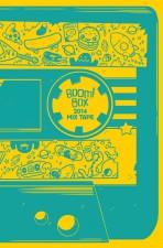 Boom! Box 2014 Mix Tape #1 Cover