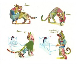Panter/ Panther by Brecht Evens