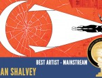 Declan Shalvey Moon Knight BF Award 2014