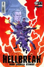 Hellbreak by Cullen Bunn and Brian Churilla (Oni Press)