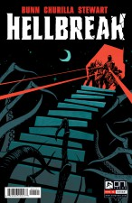 Hellbreak by Cullen Bunn and Brian Churilla; variant cover by Cliff Chiang (Oni Press)