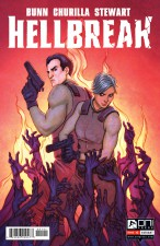Hellbreak by Cullen Bunn and Brian Churilla; variant cover by Jenny Frison (Oni Press)