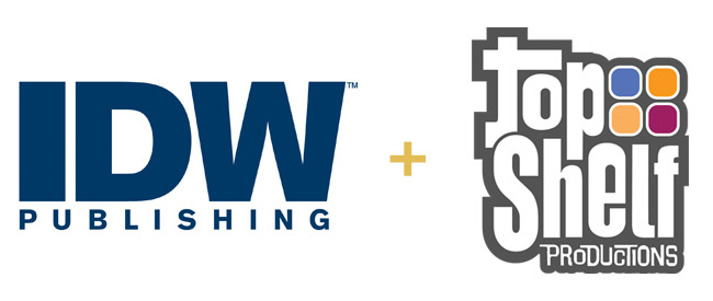 IDW Acquires Top Shelf