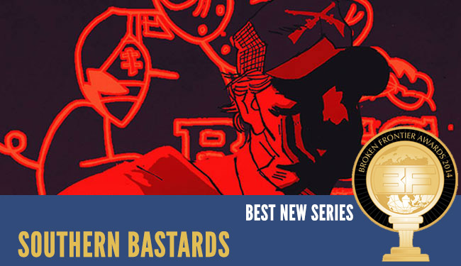 Southern Bastards by Jason Aaron & Jason Latour