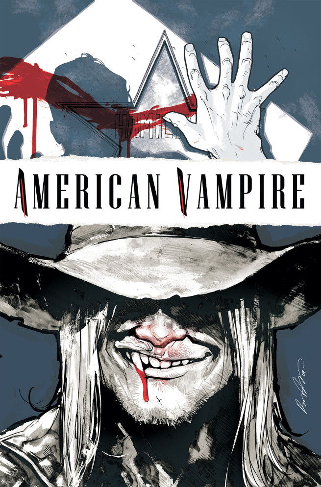 American Vampire by Scott Snyder and Rafael Albuquerque (Vertigo Comics)