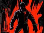Black Hood by Duane Swierczynski and Michael Gaydos (Archie Comics/Dark Circle) - Francesco Francavilla variant