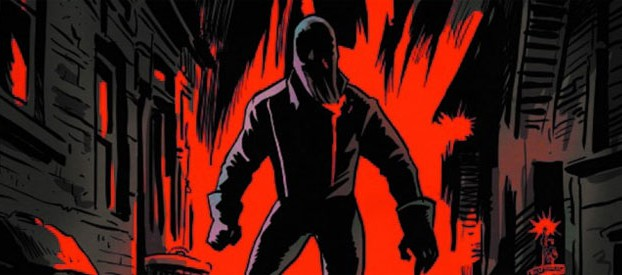 Black Hood by Duane Swierczynski and Michael Gaydos (Archie Comics/Dark Circle) - Francesco Francavilla variant