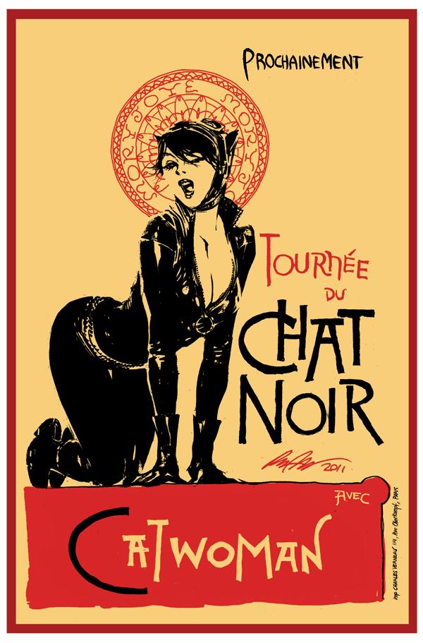Catwoman Chat Noir (Rafael Albuquerque)