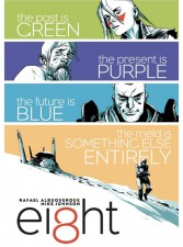 Ei8ht/Eight by Rafael Albuquerque and Mike Johnson (Dark Horse Comics)