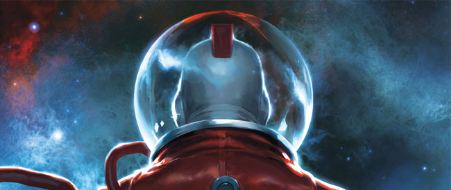 Divinity #1 by Matt Kindt and Trevor Hairsine (Valiant)
