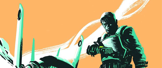 Ei8ht/Eight by Rafael Albuquerque and Mike Johnson (Dark Horse Comics)