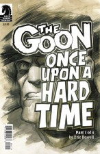 The Goon: Once Upon a Hard Time #1 Cover