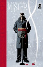 Mister X: Razed by Dean Motter (Dark Horse Comics)