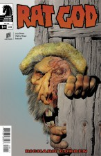 Rat God by Richard Corben (Dark Horse Comics)