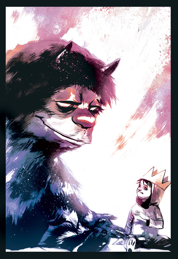 Where the Wild Things Are (Rafael Albuquerque)