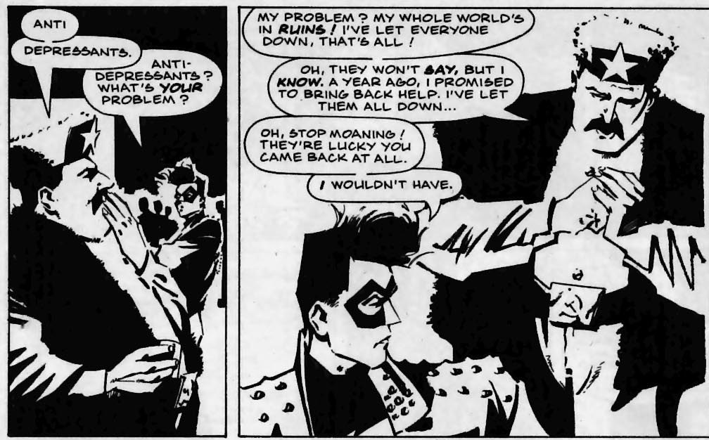 Zenith Phase Three (Grant Morrison and Steve Yeowell)