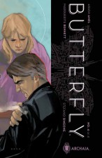 Butterfly #4 - Cover by Phil Noto