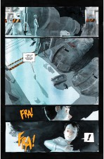 Descender by Jeff Lemire and Dustin Nguyen (Image Comics)