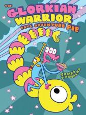 The Glorkian Warrior Eats Adventure Pie by James Kochalka (First Second)