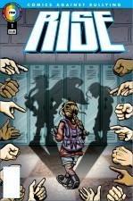 Rise: Comics Against Bullying (Northwest Press)